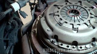 2002 Ford Focus Clutch Replacement Video (Part 2) - EricTheCarGuy