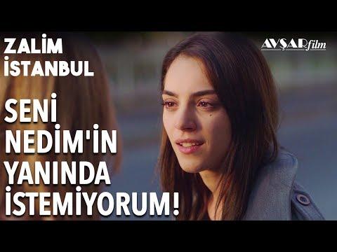 Cemre'den Ceren'e Sert Uyarı, Seni Nedim'in Yanında İstemiyorum!   Zalim İstanbul 18. Bölüm