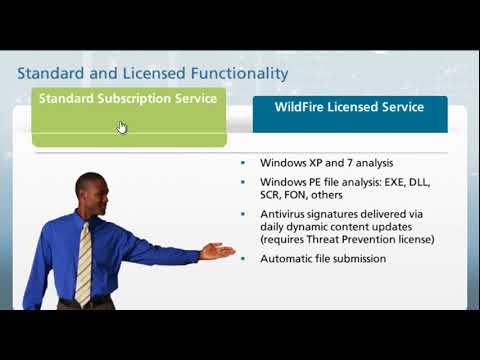 Palo Alto Networks 8 0 | Essential 09 | WildFire