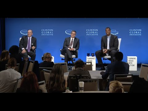 Everyone Can Play: Sports as a Catalyst for Development and Integration - CGI 2016 Annual Meeting