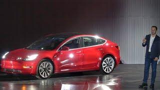 Inside Tesla Model 3 V.I.P. Launch Event!