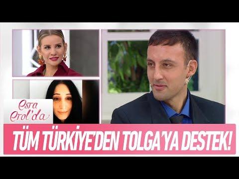 Tüm Türkiye'den Tolga'ya destek yağdı! - Esra Erol'da 11 Ocak 2019