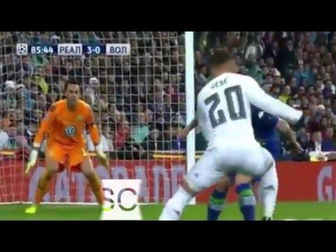 Real Madrid vs Wolfsburg 3-0 Full Highlights Match 2016