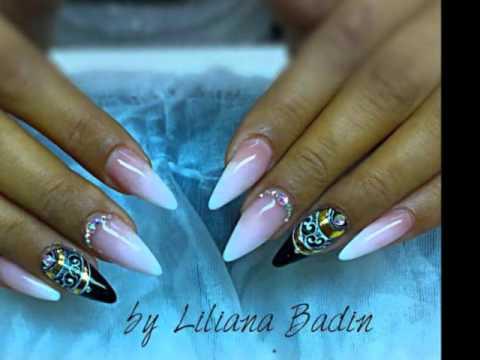 Babyboomer Nails Modele De Unghii Babyboomer Uñas Baby