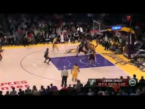 Miami Heat Vs LA Lakers | January 17, 2013 | Highlights | NBA 2012-13 Season