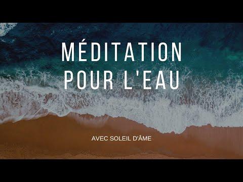Méditation pour l'Eau