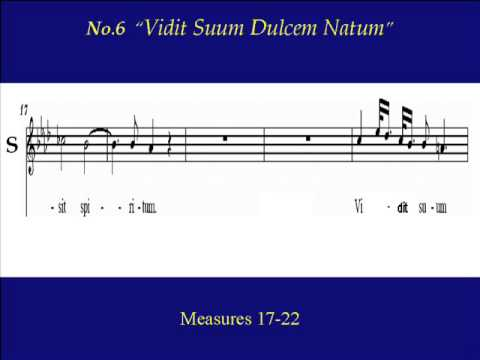 Soprano Pergolesi Stabat Mater 6 Vidit Suum