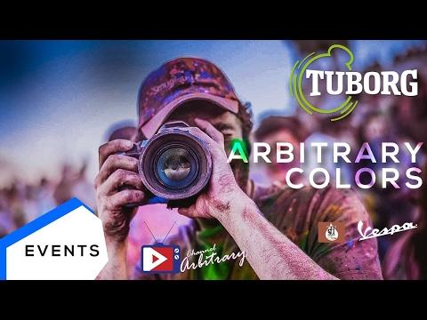 Tuborg Presents Arbitrary Colors