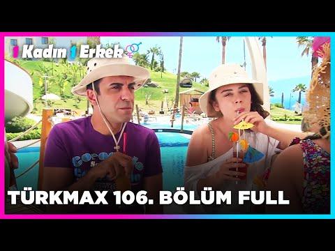 1 Kadın 1 Erkek    106. Bölüm Full Turkmax