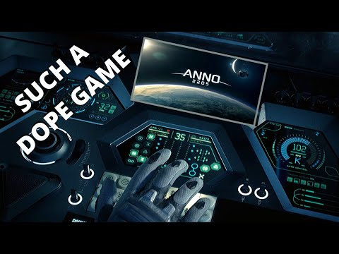 Anno 2205 | Game Play | Custom PC Gaming |