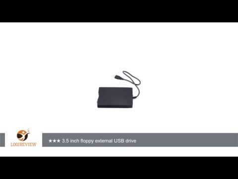 NEWSTYLE USB -3.5 External Floppy Disk Drive | Review/Test