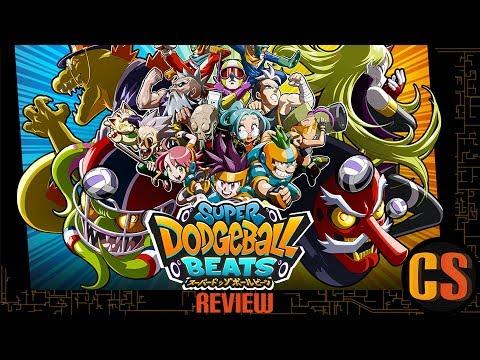 SUPER DODGEBALL BEATS - PS4 REVIEW