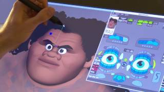 Moanan: Behind the Scenes of the Animation