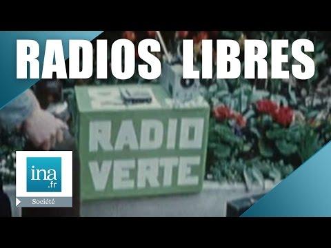 Radio pirate mode d'emploi (1977)   Archive INA
