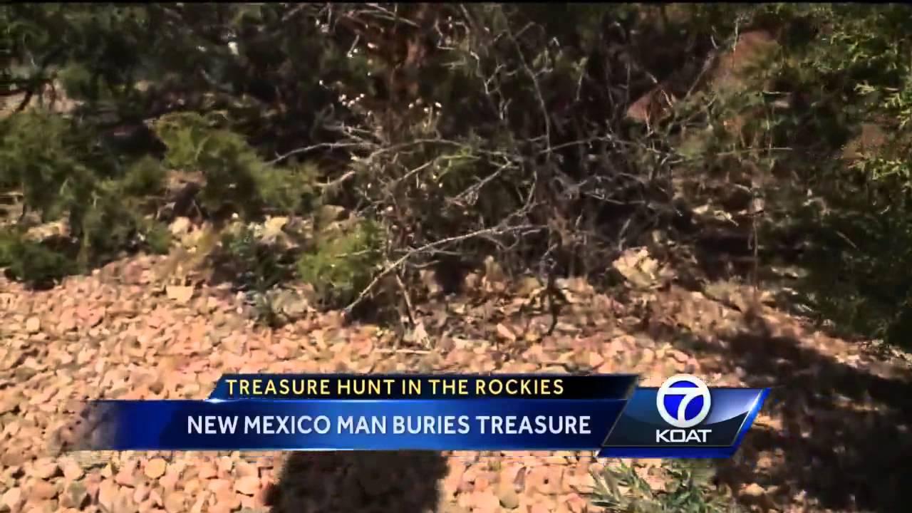 Forrest Fenn Poem Will Lead Hunters To Treasure YouTube