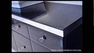 Modern Bathroom Vanity Set - Soiree