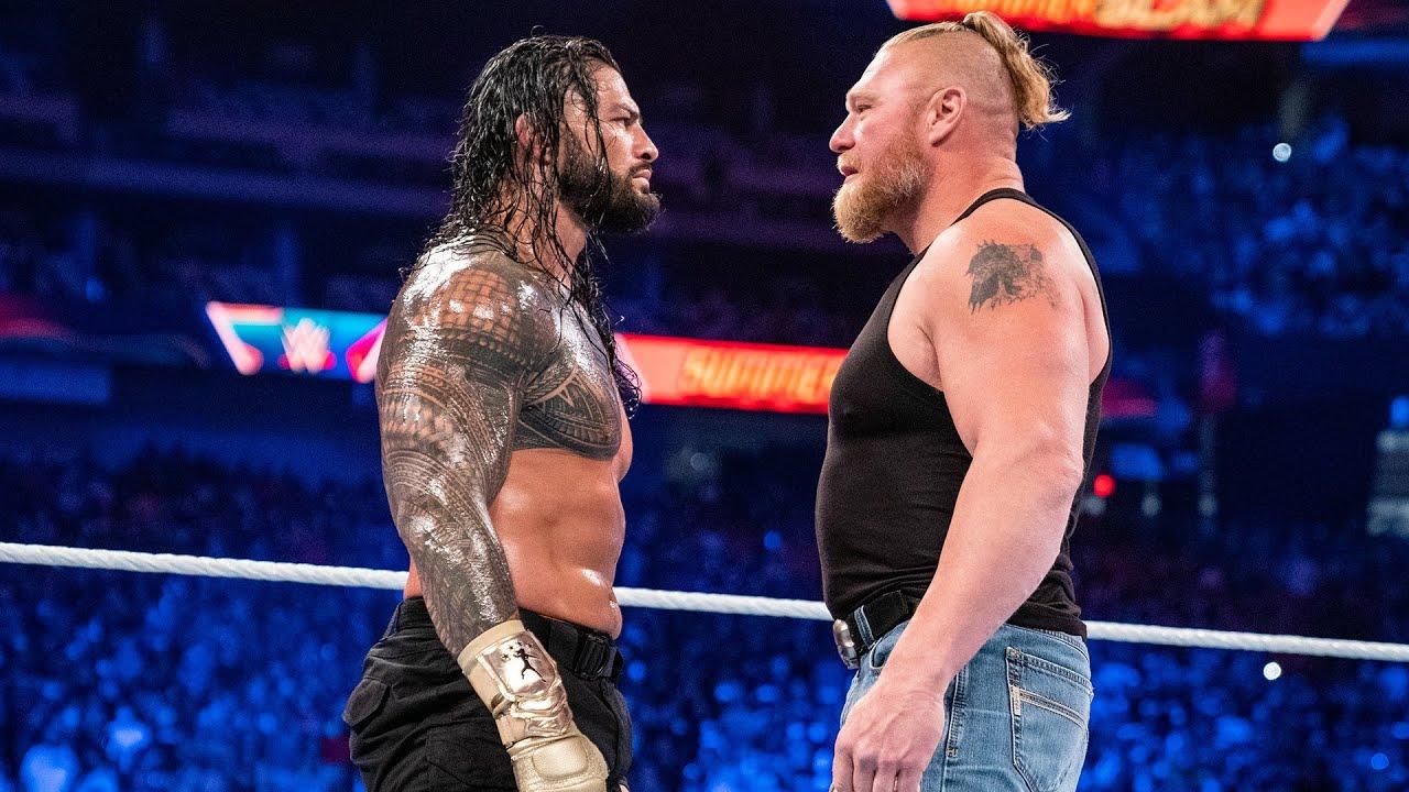Download Roman Reigns vs. Brock Lesnar– Road to WWE Crown Jewel: WWE Playlist