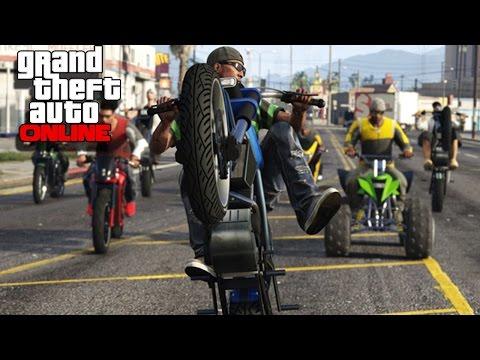 Rediff du Live DLC 1.36 Motos, Boulots, Bobos GTA 5 Online