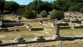 Olympia, Greece - origin of Olympic games