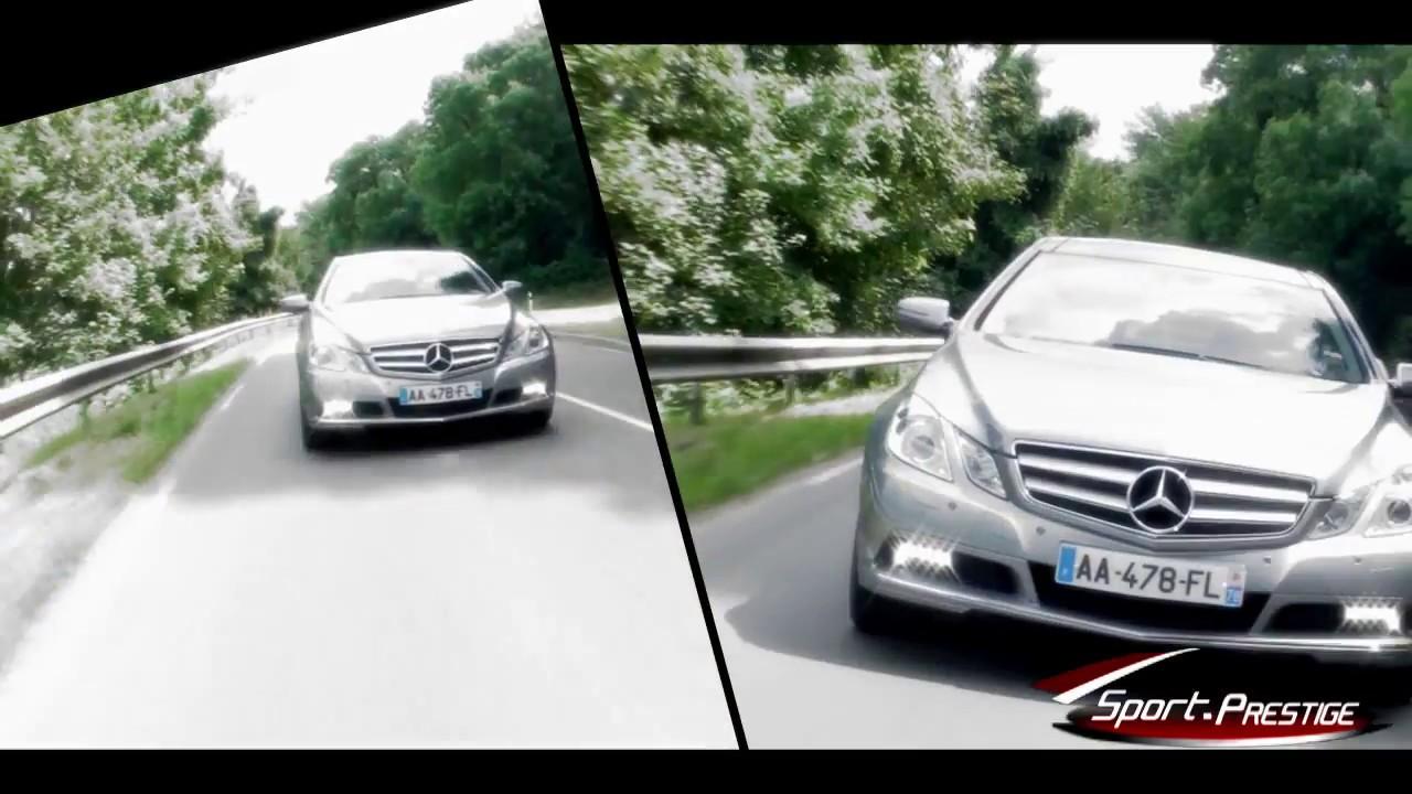 Essai mercedes classe e coup 350 cdi youtube - Mercedes classe e coupe 350 cdi ...