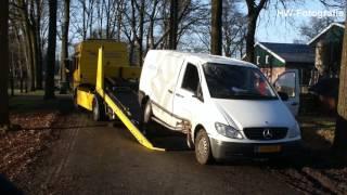 Gewonde na ongeval op kruising in Nieuwleusen