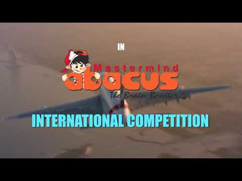 Mastermind Abacus International Competition