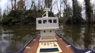 RC boat navigation (all lights & accessories)