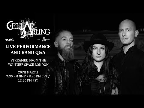 CELLAR DARLING - Live At YouTube Space London