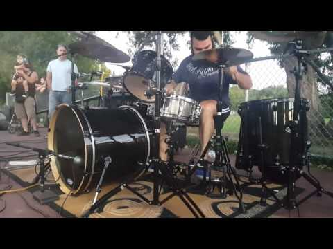 Manifest- Contents of Conviction: Live at Hadley Skate Park, Lowell MA. 9/11/16