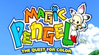 Magic Pengel: The Quest for Color ... (PS2)