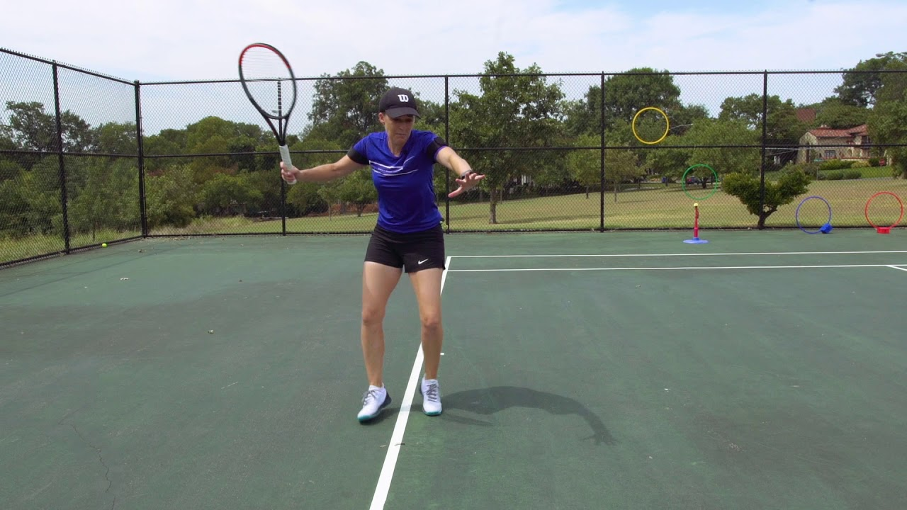 Forehand Series  with Emma Doyle Tip 5