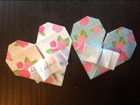 心形折紙高級-心心相印 | Doovi