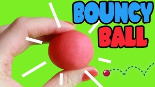 How to Make a &quotBouncy Ball&quot SUPER EASY DIY Tutorial  Toy Caboodle