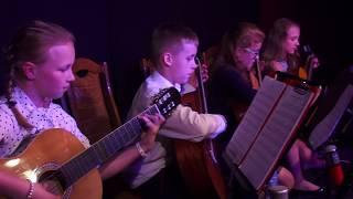 Koncert absolwentów ostrowskiej szkoły muzycznej