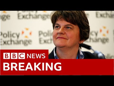 New Brexit deal agreed but DUP refuses support - BBC News