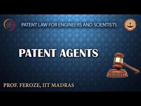 Patent Agents