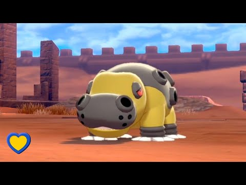 how-to-get-hippowdon-in-pokemon-sword-and-shield