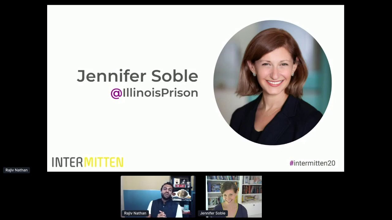 Download Empowering Prison Reform: Equity & Justice for the Excessively Incarcerated — Jennifer Soble