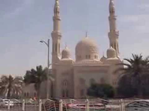 George Georgantas,UAE, Dubai, video of Jumeirah Mosque