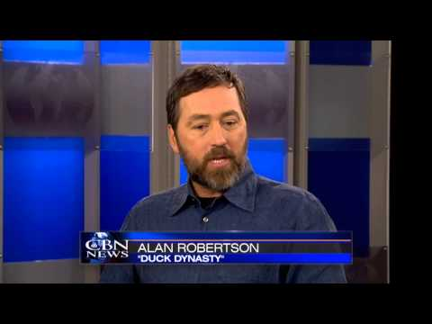 Duck Dynasty's Alan Opens Up about Tough Childhood