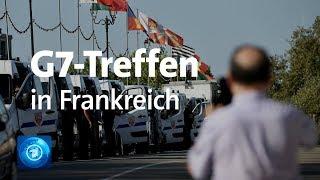 G7-Gipfel in Biarritz: Ein Treffen mit ungewissem Ausgang