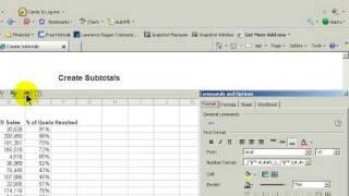 Publier des Classeurs Excel Pages web Interactives