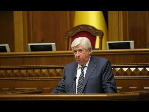 The Supreme Court began considering the lawsuit of Shokin against Poroshenko and the parliament