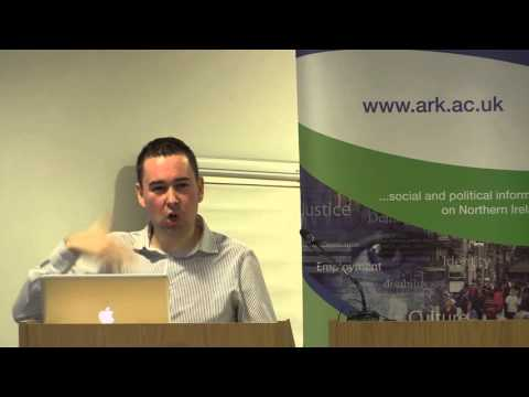 Ark:  Dr. Philip McDermott: Attitudes towards minority ethnic people and migrant workers in 2014.