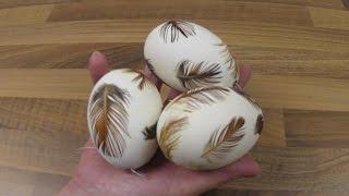 Diy Osterdekoration – Ostereier basteln  gestalten ❁ Deko Ideen mit Flora-Shop