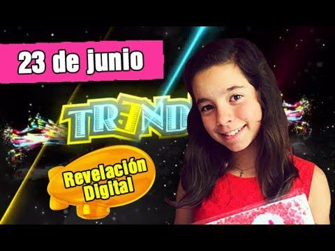Download Youtube: TRENDING 23 JUNIO - KCA NOMINADOS, SAILOR MOON REGRESA, #ORGULLODESER Y MÁS.