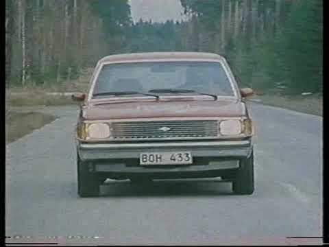 Trafikmagasinet Testar Chevrolet Citation 1979