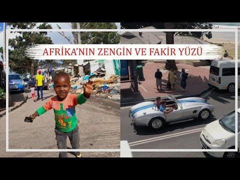 Afrika'nın İki Farklı Yaşam Hikayesi!