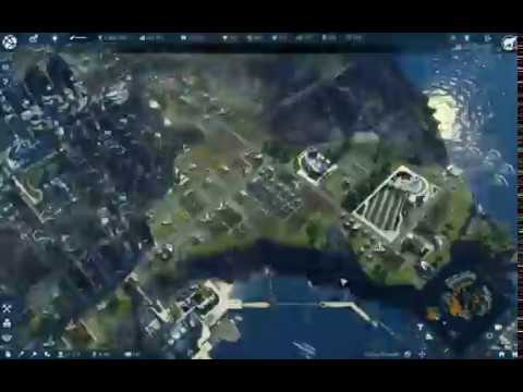 Anno 2205 gameplay timelapse |