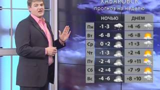 Прогноз погоды на неделю